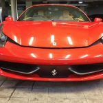 Ferrari Front Done