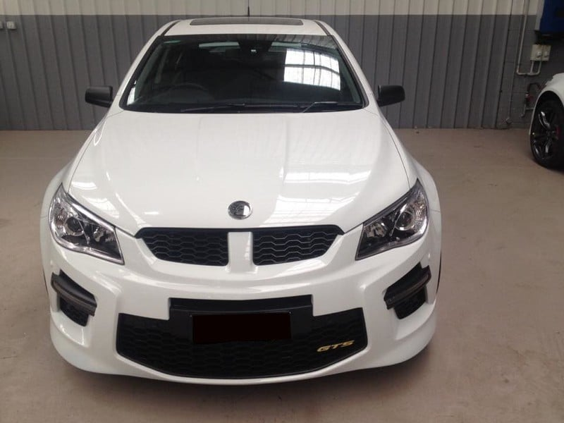 Holden GTS Full Front PPF Kit