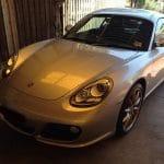 Porsche Full Front Kit