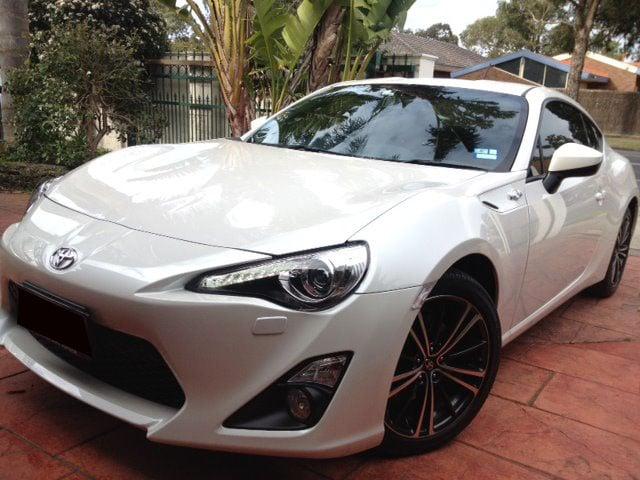 Toyota Full Front Kit