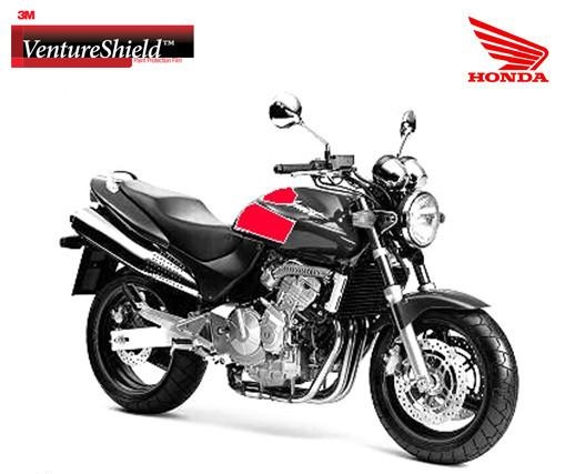 Motorbike protective film kits